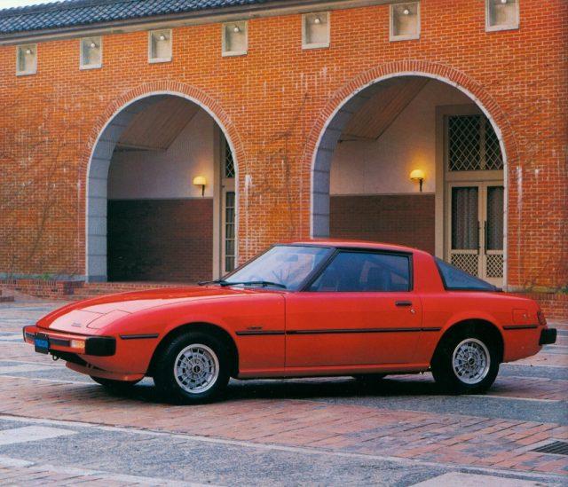 Mazda RX-7 1978 © Mazda