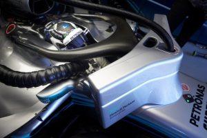 Mercedes-AMG Petronas Motorsport, HPE © Daimler AG