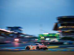 Porsche 911 RSR, Porsche GT Team (92), Michael Christensen (DK), Kevin Estre (F) Laurens Vanthoor (B), Le Mans 2018 &cop; Porsche Motorsport