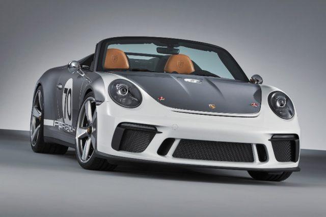 Porsche 911 Speedster Concept © Porsche