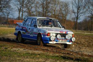 Der SKODA 130 LR steht bei der Sachsenring Classic für ein kaum bekanntes Kapitel der Motorsportgeschichte: Er war Mitte der 1980er für die Gruppe B der Rallye-Weltmeisterschaft vorgesehen. © Skoda