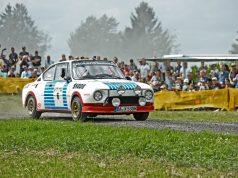 Der ab 1975 gebaute SKODA 130 RS gilt als das erfolgreichste Rallye- und Rundstreckenfahrzeug des ehemaligen Ostblocks und als ein Highlight der Sachsenring Classic. © Skoda