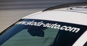 Das erste High-Performance-SUV von SKODA, der KODIAQ RS, demonstriert seine sportlichen Fähigkeiten auf der Nürburgring-Nordschleife © Skoda