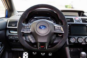 Subaru WRX STI 2018 Innenraum © Subaru