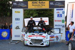 TEAM PEUGEOT ROMO - ADAC Rallye Stemweder Berg © Peugeot