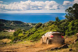 WRC Rallye Italien 2018 Citroen C3 WRC © Citroen Motorsport