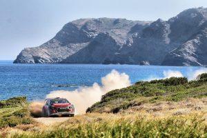 WRC Rallye Sardinien Citroen C3 WRC &cop; Citroen