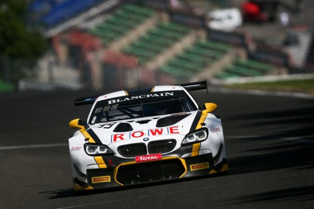 #99 ROWE Racing BMW M6 GT3 © BMW AG