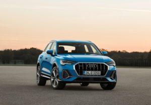 Audi Q3 (2018) © Audi AG