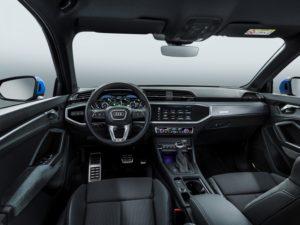 Audi Q3 (2018) Innenraum © Audi AG