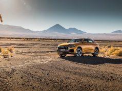 Audi Q8 2018 © Audi AG