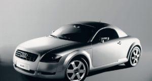 Audi TT 1995 © Audi AG