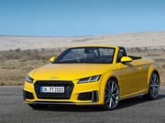 Audi TT Roadster © Audi AG