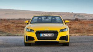 Audi TT Roadster 2018 © Audi AG