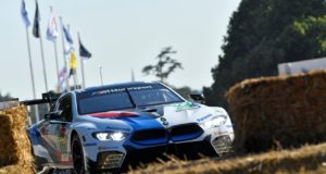 BMW M8 GTE Goodwood Festival of Speed © BMW AG