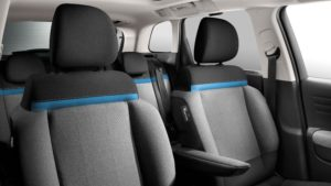 Citroen C3 Aircross Rip Curl Innenraum © Citroen