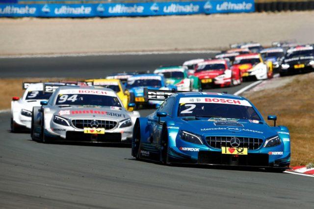 DTM Zandvoort Circuit 2018 © DTM