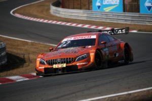 DTM Zandvoort 2018 Mercedes-AMG Motorsport DTM Team, DTM, Lucas Auer, Mercedes-AMG C 63 DTM © Mercedes-AMG Motorsport