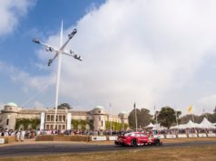 DTM beim Goodwood Festival of Speed 2018 Audi RS 5 DTM © DTM