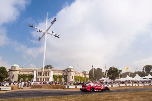 DTM beim Goodwood Festival of Speed 2018 Audi RS 5 DTM © DTM