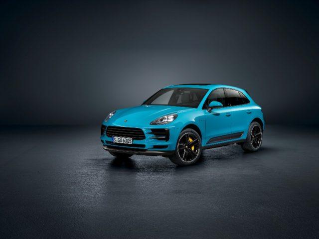 Der neue Macan (2018) © Porsche