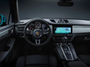 Der neue Macan 2018 Cockpit © Porsche