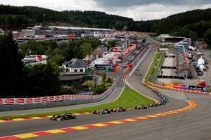 Formel 3 EM Spa-Francorchamps (BEL) © F3 EM