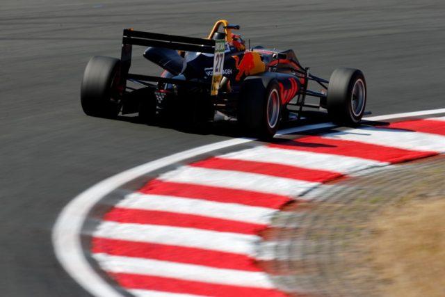 FIA Formel 3 EM-Zandvoort Daniel Ticktum © F3EM