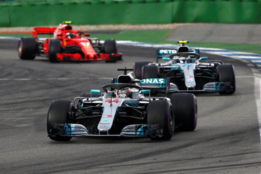 Formel 1 GroГџer Preis Von Deutschland