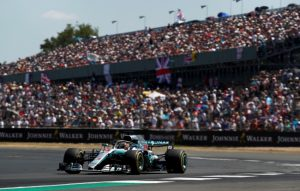 Formel 1 - Mercedes-AMG Petronas Motorsport, Großer Preis von Großbritannien 2018. Lewis Hamilton © Mercedes-AMG Petronas Motorsport