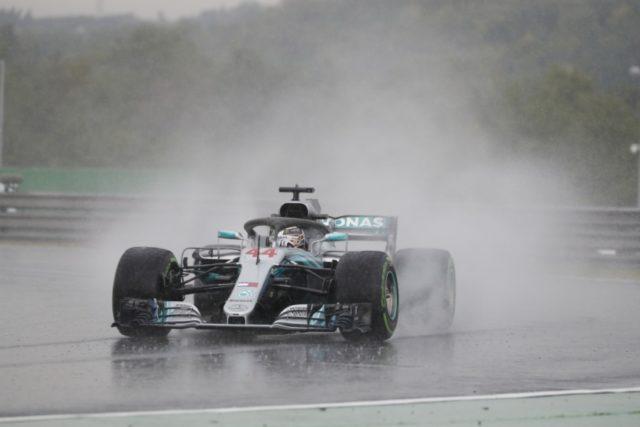 Formel 1 - Mercedes-AMG Petronas Motorsport, Großer Preis von Ungarn 2018. Lewis Hamilton © Mercedes-AMG Petronas Motorsport