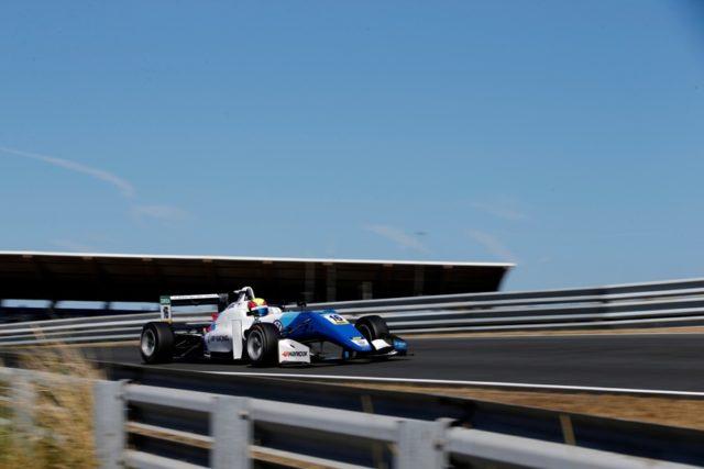 Formel 3 EM Nikita Troitckii © F3 EM