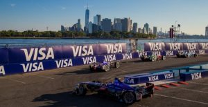 Formel E New York DS Virgin Racing. © DS Automobiles