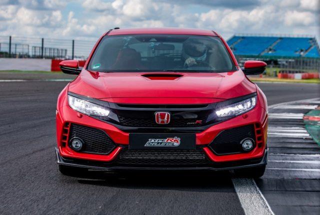 """Silverstone: Dritter Rundenrekord bei der """"Type R Challenge 2018"""" © Honda"""