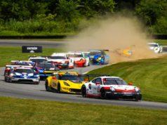 IMSA Lakeville Porsche 911 RSR (912), Porsche GT Team Earl Bamber, Laurens Vanthoor © Porsche Motorsport