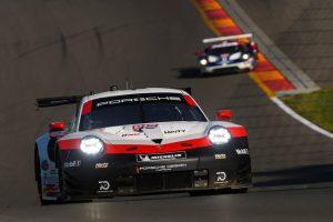 IMSA Porsche 911 RSR (912), Porsche GT Team Earl Bamber, Laurens Vanthoor © Porsche Motorsport