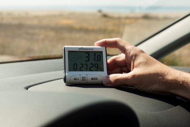 Klimaanlage richtig bedienen im Sommer © Seat