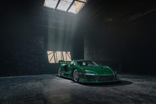 McLaren Senna - Emerald Green © McLaren