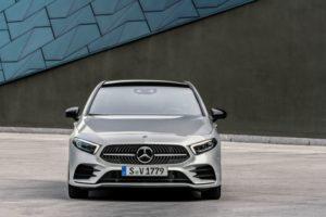 Mercedes A Klasse Limousine © Daimler AG