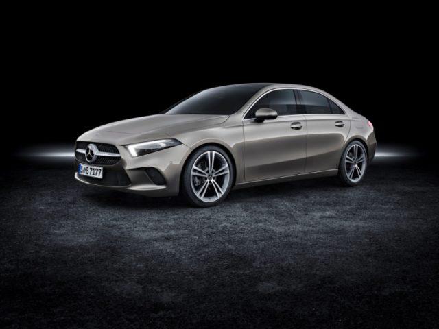 Mercedes-Benz A-Klasse Limousine © Daimler AG