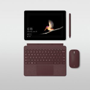 Surface Go &copy, Microsoft