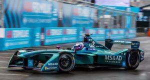 New York City E-Prix, Formel E MS&AD Andretti Formula E, Stéphane Sarrazin © BMW