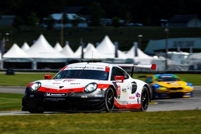 IMSA Porsche 911 RSR (911), Porsche GT Team Patrick Pilet, Nick Tandy © Porsche