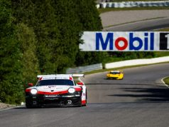 Porsche 911 RSR (911), Porsche GT Team Patrick Pilet, Nick Tandy IMSA Kanada 2018 © Porsche Motorsport