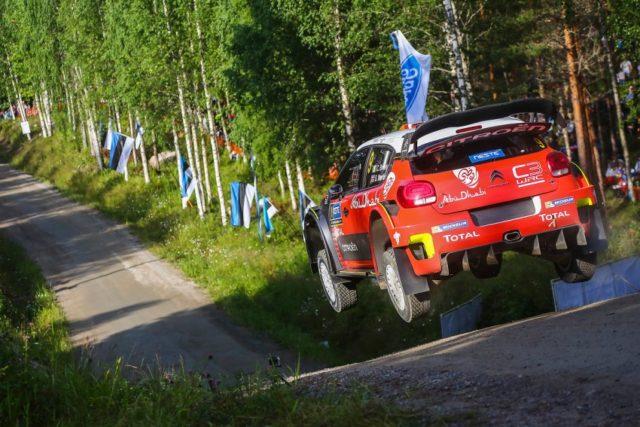 Rallye Finnland Citroen C3 WRC © Citroen Motorsport