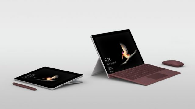 Surface Go ©, Microsoft