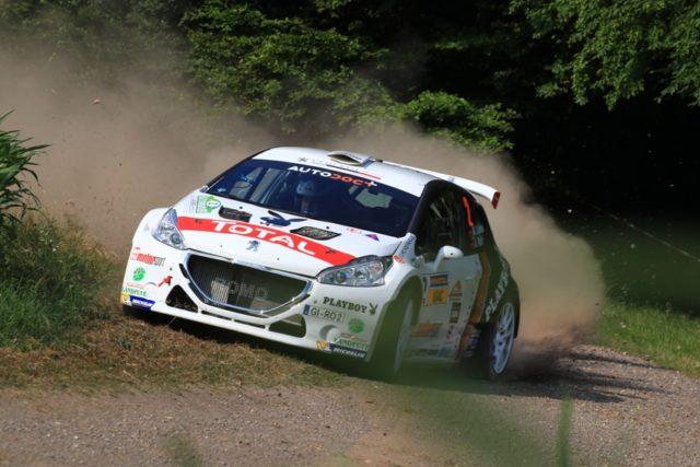 Team Peugot Romo Wartburg Rallye © Peugeot