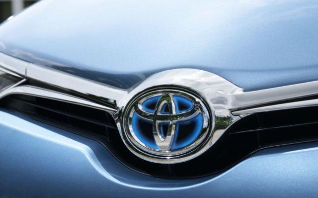 Toyota Logo © Toyota