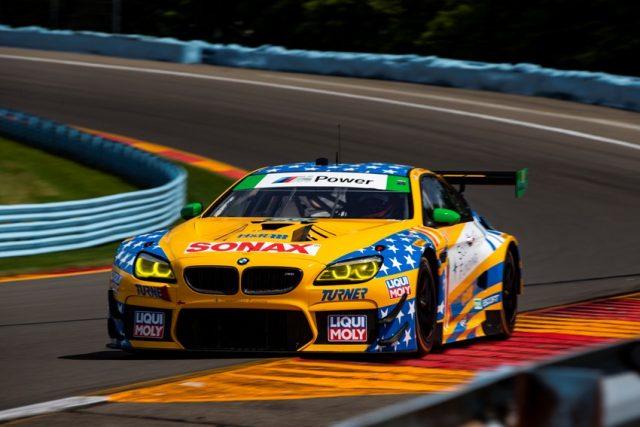 Turner Motorsport, BMW M6 GT3 IMSA ©: BMW Motorsport