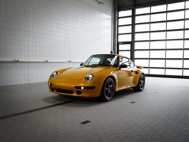 911 Turbo Classic Series Das Einzelstück © Porsche